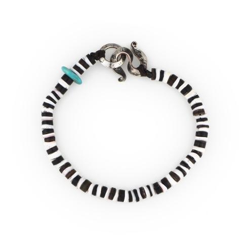 NORTHWORKS/ノースワークス/Beads Blacelet.[D719]