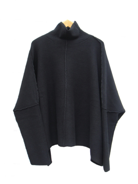 【SALE/セール30%OFF】[送料無料]FORME D' EXPRESSION/OVER SIZE HIGH NECK PULLOVER.  [26-182-0003]