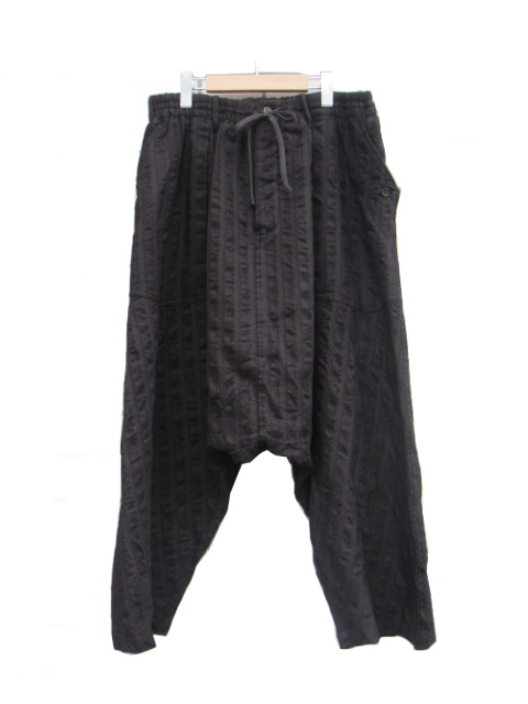 ≪New Arrival≫[送料無料]FORME D' EXPRESSION/UTILITY SAROUEL PANTS.  [43-182-0003]