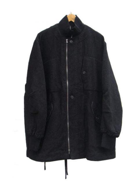[送料無料]FORME D' EXPRESSION/WINDCHEATER COAT.  [24-182-0013]