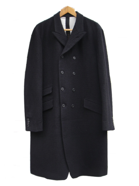 [送料無料]FORME D' EXPRESSION/DB REEFER COAT.  [24-182-0012]