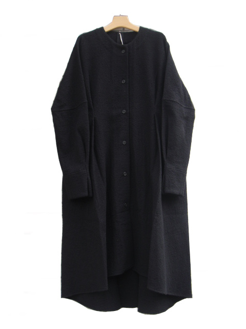 【SALE/セール30%OFF】[送料無料]FORME D' EXPRESSION/TUNIC DRESS COAT.  [34-182-0011]
