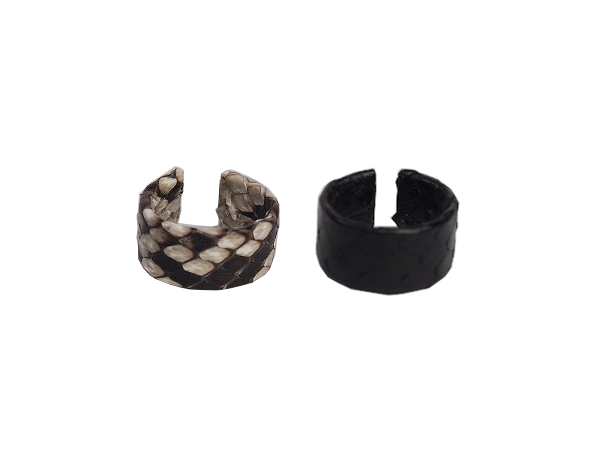 ≪New Arrival≫[送料無料]Nash*/PYTHON RING.  [49-191-0004]