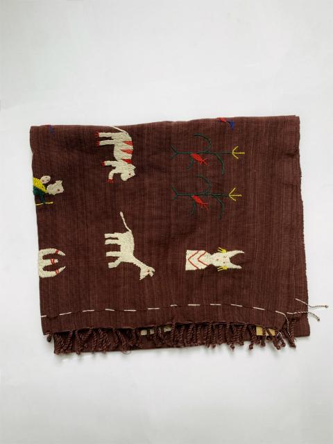ナガ族/blanket [49-113-0001]