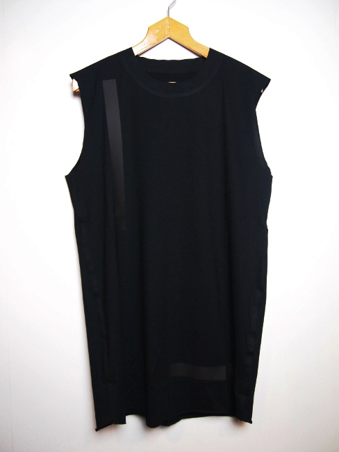 【SALE 30%OFF】BARBARA ALAN/VEST JERSEY. [TOP1847/TJ000][42-181-0004]
