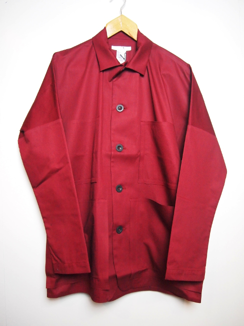【SALE 30%OFF】BARBARA ALAN/DRILL COTTON JACKET. [JKT1812/TC018][47-181-0001]