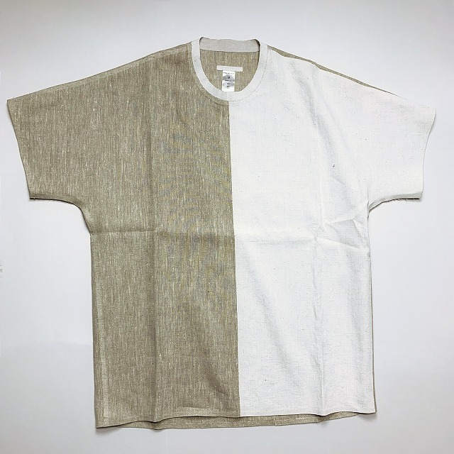 【SALE/セール/30%OFF】≪New Arrival≫[送料無料]BARBARA ALAN/LINEN OVER TEE [21-191-0007]