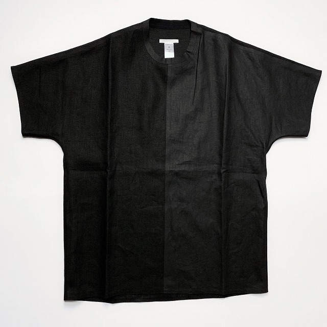 【SALE/セール/30%OFF】≪New Arrival≫[送料無料]BARBARA ALAN/LINEN OVER TEE [31-191-0009]