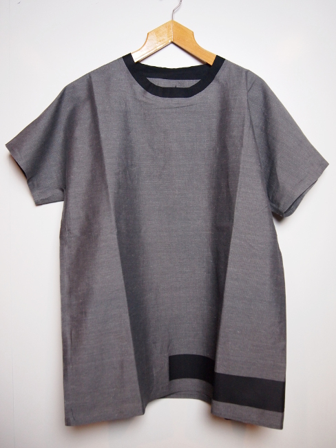 〇[送料無料]BARBARA ALAN/LINEN T-SHIRT. [TOP1843/TC019][42-181-0003]