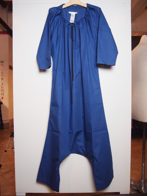 〇[送料無料]BARBARA ALAN/COTTON JUMPSUIT. [PNT 1839/TC002][34-181-0008]