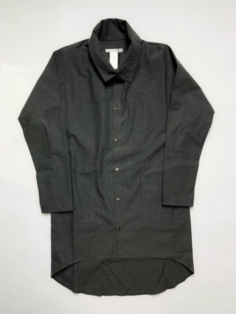 ≪New Arrival≫[送料無料]BARBARA ALAN/LONG SHIRTS [21-192-0001]