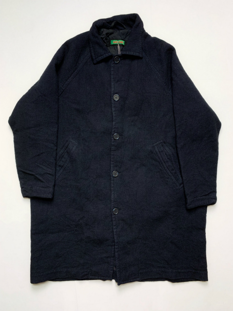 ☆≪New Arrival≫[送料無料]CASEY CASEY/OLIVER COAT-NOLD [13FM81] [34-192-0013]