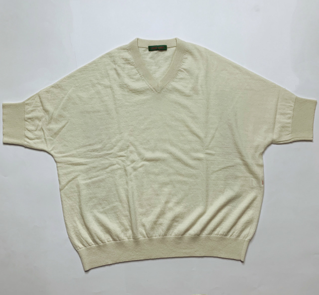 ≪New Arrival≫[送料無料]CASEY CASEY/T-SHIRT V-NECK-CANBERRA [S13003] [26-192-0004]