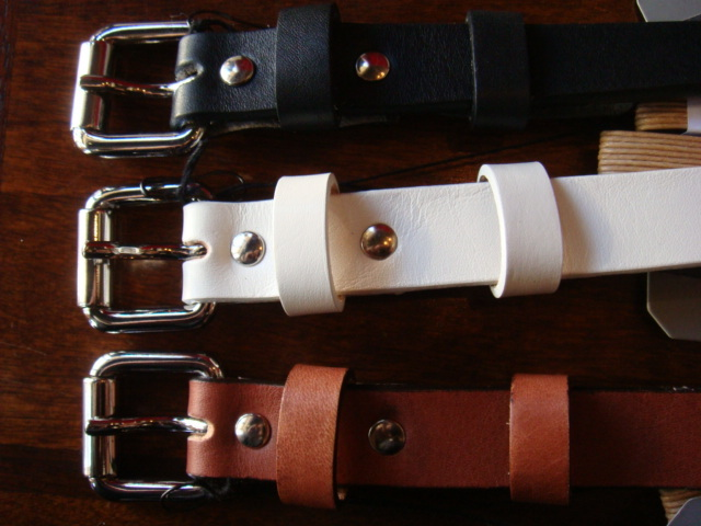 【SALE 30%OFF】HOPE/ホープ/NARROW BELT[49-131-0002]