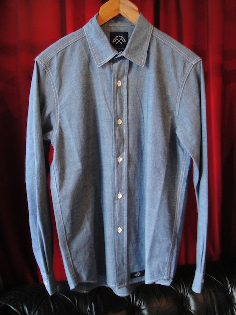 【SALE 50%OFF】BLEU DE PANAME:WORK SHIRTSワークシャツ[31-131-0002]