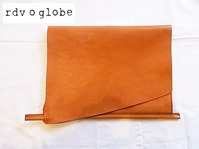 ◎【SALE/セール/30%OFF】[送料無料]ランデヴーオーグローブ/rdv o globe/Clutch bag A4 [19-132-0001]
