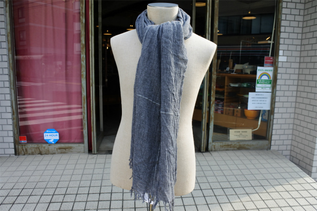 ≪New Arrival≫FORME D' EXPRESSION/MSRIE SCARF  [48-202-0013]