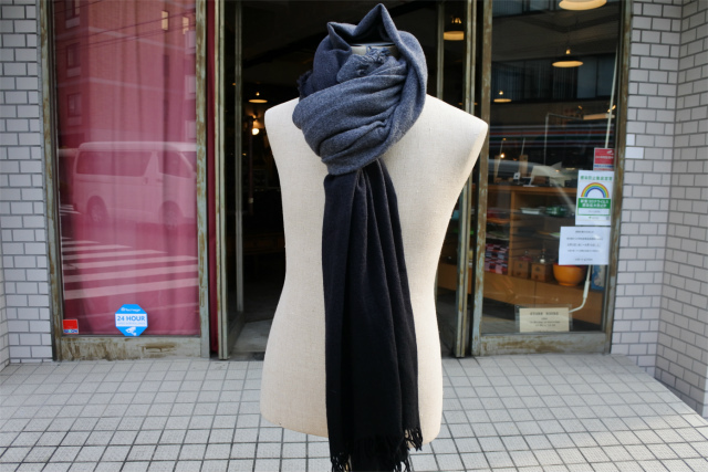≪New Arrival≫FORME D' EXPRESSION/LIMBO GRADATION STOLE [48-202-0012]