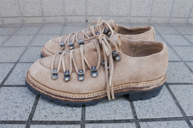 ≪New Arrival≫GUIDI/グイディ/NTP03/BUFFALO REVERSE LINED HIKING SOFT RUBBER [25-211-0001]
