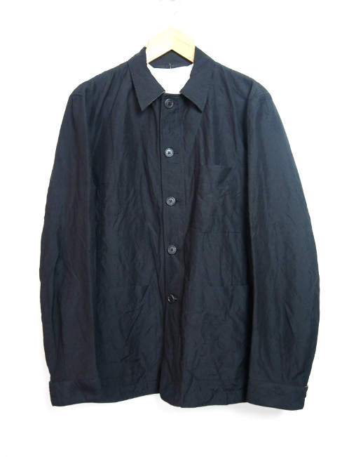 〇[送料無料]FORME D' EXPRESSION/FRENCH WORK JACKETS.  [27-181-0001]
