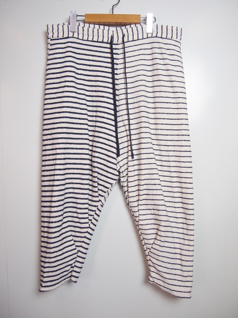 〇[送料無料]FORME D' EXPRESSION/LOOSE SAG PULLON PANTS.  [43-181-0002]