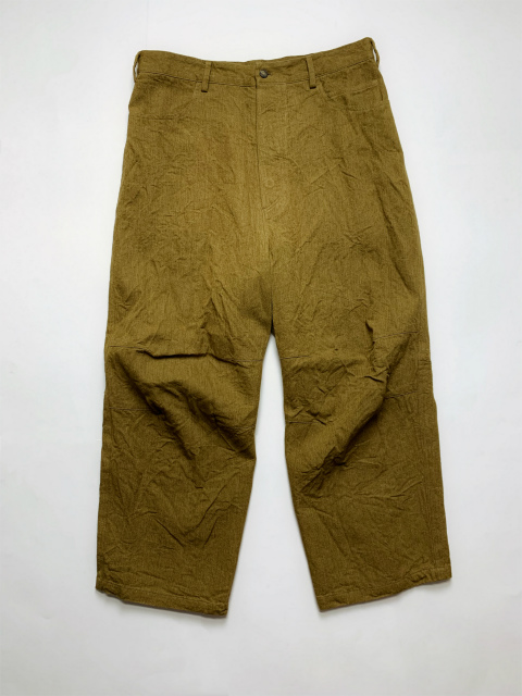 ≪New Arrival≫[送料無料]FORME D' EXPRESSION/5 POCKET PANTS [23-192-0005]