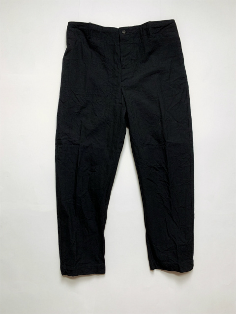 ≪New Arrival≫[送料無料]FORME D' EXPRESSION/STRAIGHT ANKLE PANTS [23-192-0007]