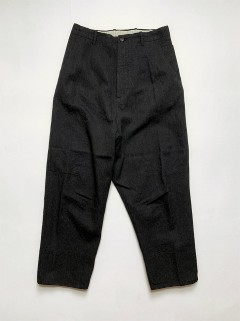 ☆≪New Arrival≫[送料無料]FORME D' EXPRESSION/BAGGY PANTS [33-192-0005]