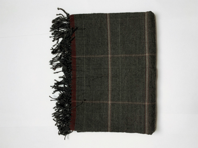 ≪New Arrival≫[送料無料]FORME D' EXPRESSION/GALLES SCARF [48-192-0007]