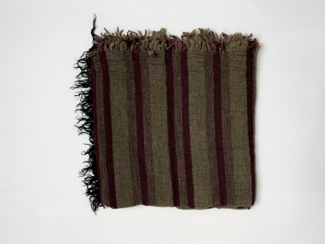 ≪New Arrival≫[送料無料]FORME D' EXPRESSION/MAILABARRE SCARF [48-192-0009]