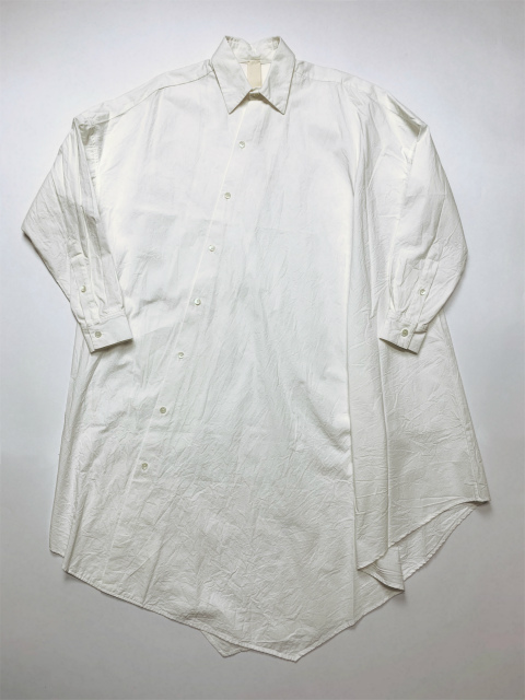 ≪New Arrival≫[送料無料]FORME D' EXPRESSION/ASYMMETRIC SHIRTS DRESS [34-192-0010]