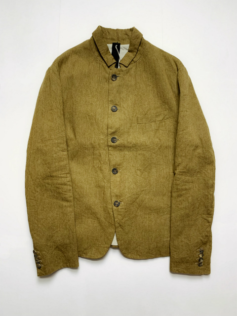 ≪New Arrival≫[送料無料]FORME D' EXPRESSION/5B CROPPED JACKET [27-192-0002]