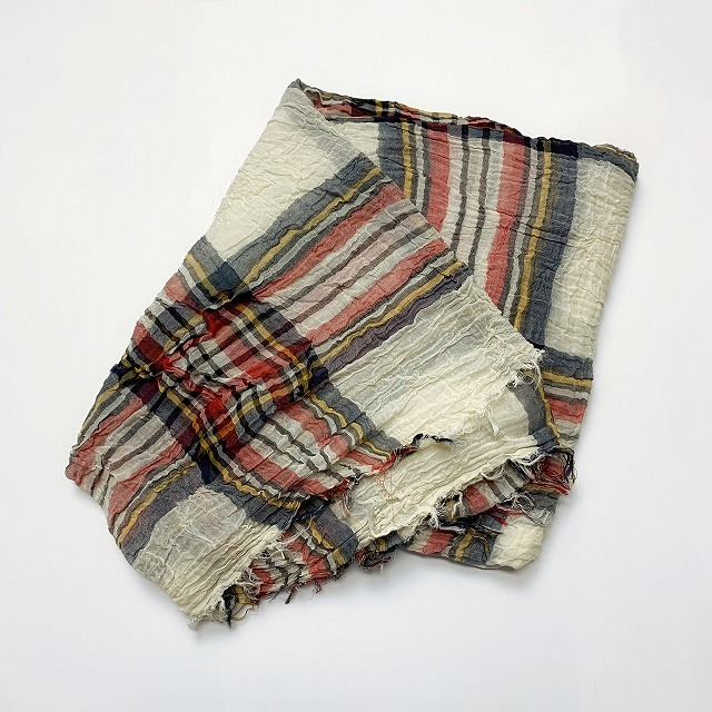 ◯≪New Arrival≫[送料無料]FORME D' EXPRESSION/KEITH SCARF [28-191-0007]