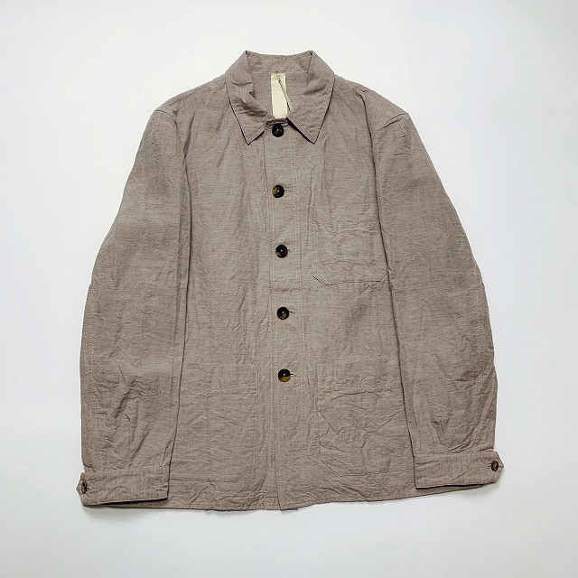 【SALE/セール/30%OFF】[送料無料]FORME D' EXPRESSION/FRENCH WORK JACKET [27-191-0006]