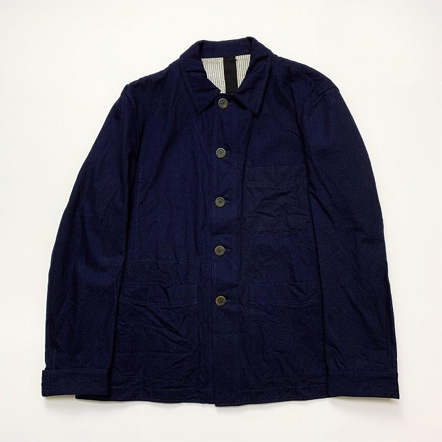 ≪New Arrival≫[送料無料]FORME D' EXPRESSION/FRENCH WORK JACKET [27-191-0005]