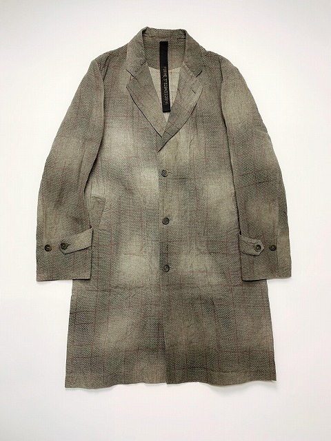 ≪New Arrival≫[送料無料]FORME D' EXPRESSION/LOOSE DUSTER COAT [24-191-0003]