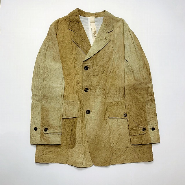 ≪New Arrival≫[送料無料]FORME D' EXPRESSION/OVERSIZED JACKET [27-191-0007]