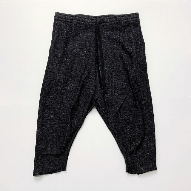 【SALE 40%OFF】FORME D' EXPRESSION/LOOSE SAG PULLON PANTS [33-191-0010]
