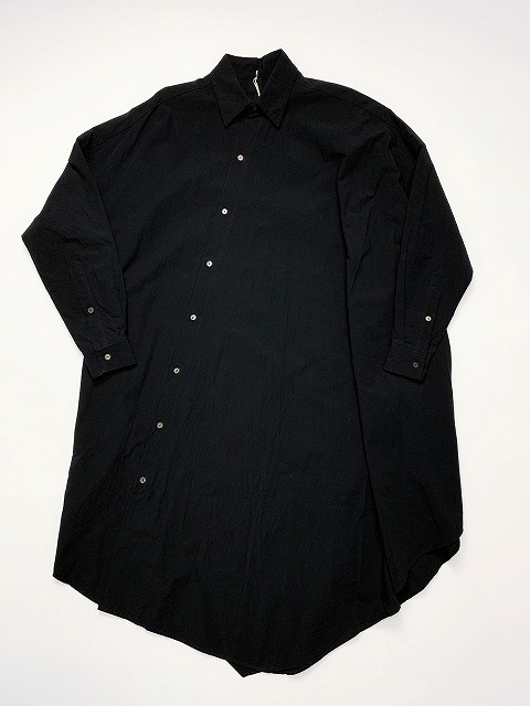 ≪New Arrival≫[送料無料]FORME D' EXPRESSION/ASYMMETIRC SHIRT DRESS [34-191-0012]