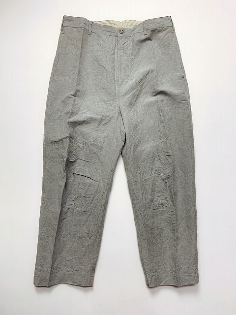 ≪New Arrival≫[送料無料]FORME D' EXPRESSION/WORK PANTS [23-191-0003]