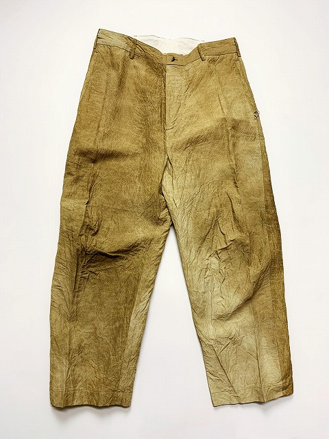 ≪New Arrival≫[送料無料]FORME D' EXPRESSION/WORK PANTS [23-191-0004]