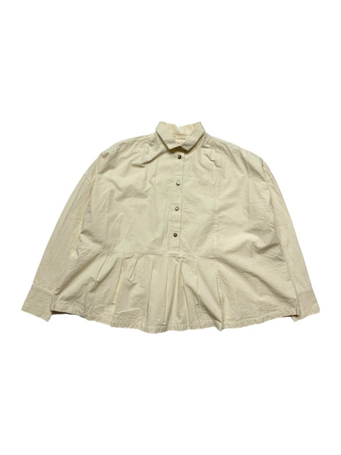 ≪New Arrival≫FORME D' EXPRESSION/FLOUNCED SHIRT [31-212-0005]