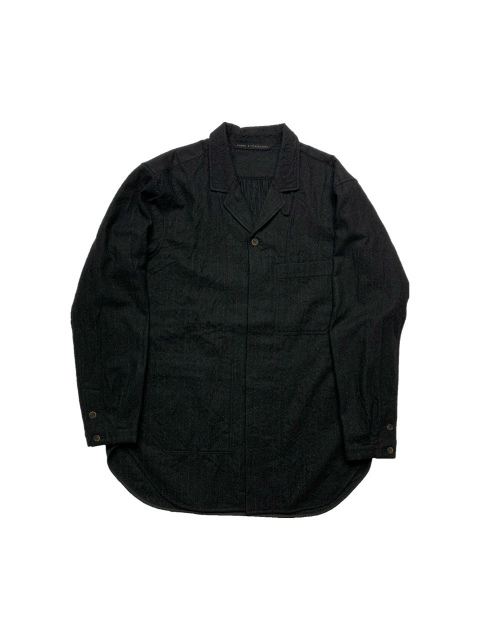 ≪New Arrival≫FORME D' EXPRESSION/OUTER WORK SHIRT [41-212-0001]