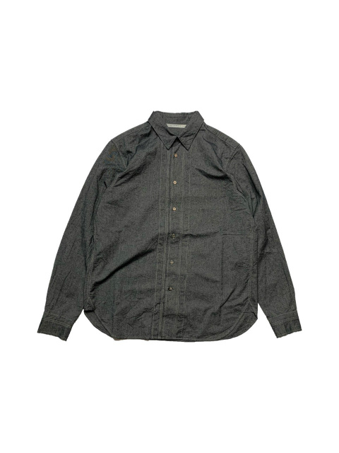 ≪New Arrival≫FORME D' EXPRESSION/FRENCH SEAMED SHIRT [21-212-0004]