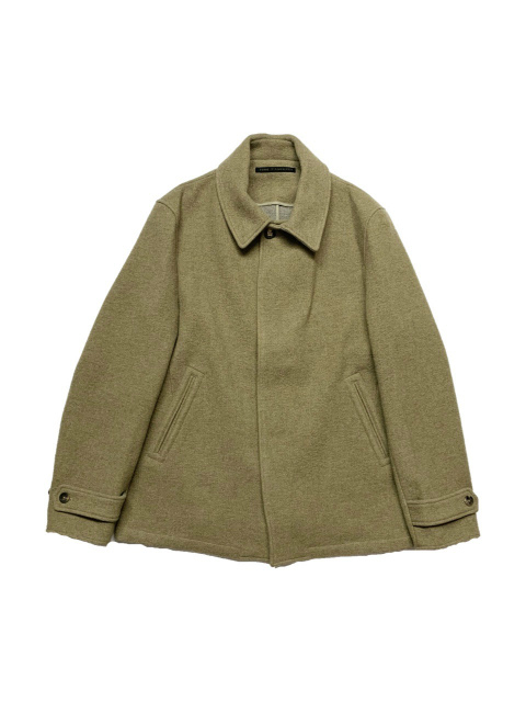 ≪New Arrival≫FORME D' EXPRESSION/HIDDEN PLAQUETTE CABAN - 1/2 LINED [24-212-0005]