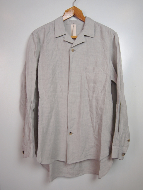【SALE/セール/30%OFF】[送料無料]FORME D' EXPRESSION/CONVERTIBLE COLLARED SHIRTS.  [21-181-0002]
