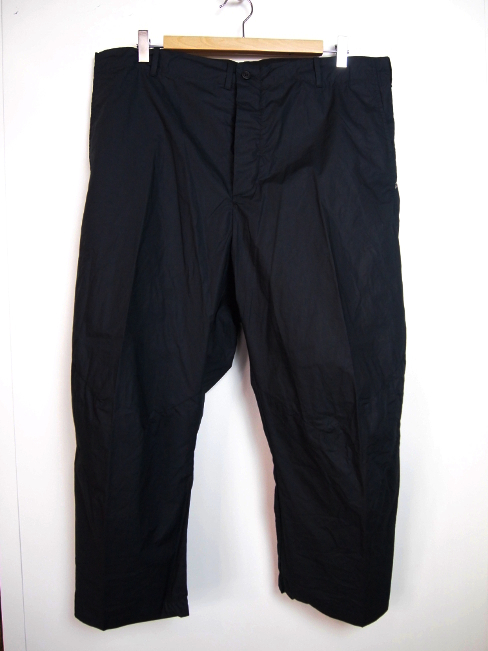 【SALE/セール/30%OFF】[送料無料]FORME D' EXPRESSION/CROPPED SWAG PANTS.  [43-181-0001]