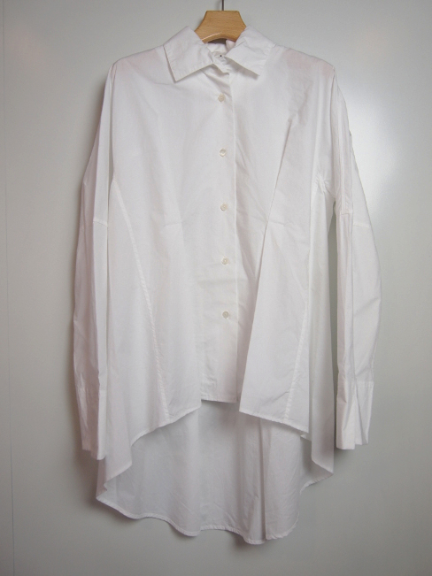 【SALE/セール/30%OFF】[送料無料]FORME D' EXPRESSION/TENT SHAPED SHIRTS.  [31-181-0002]
