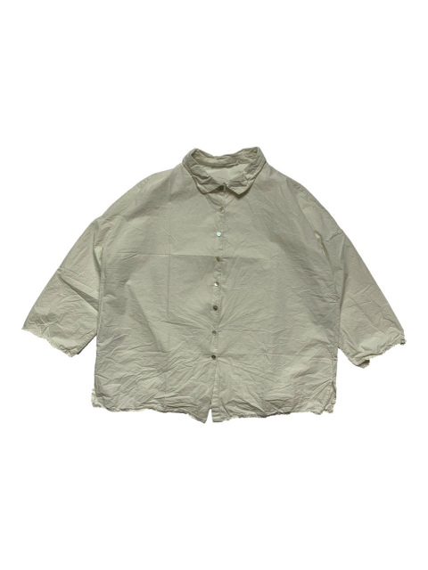 ≪New Arrival≫ALBUM DI FAMIGLIA/SHORT COLLAR SHIRTS TC[21S12_56] [31-211-0011]
