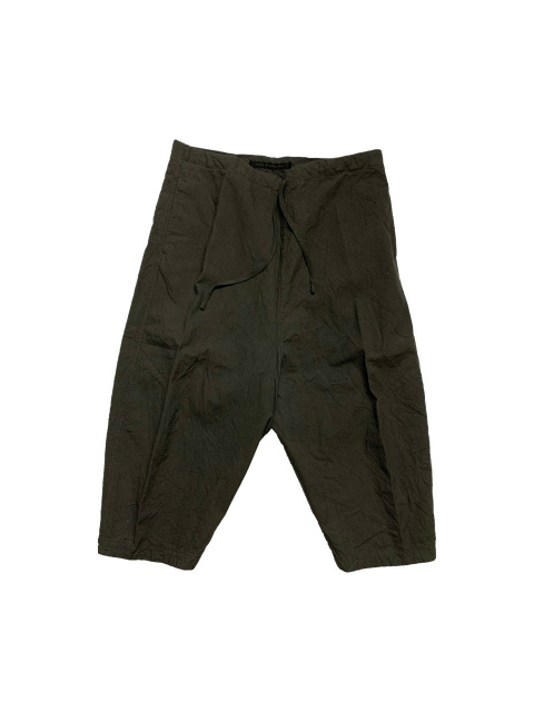 ≪New Arrival≫FORME D' EXPRESSION/GERMENT DYEDFISHERMAN PANTS [43-211-0004]